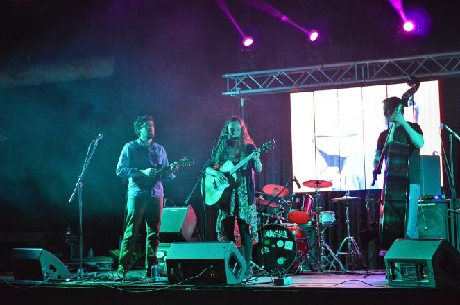 Hillary Fitz Band @ Fashogan Fest